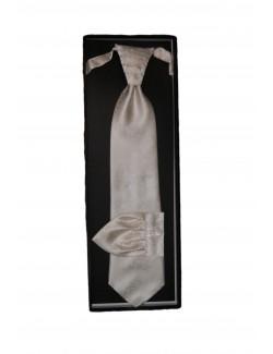 Szatén Alkalmi Nyakkendő szett-EKrü