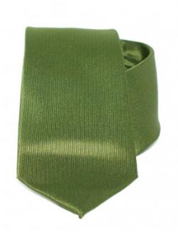 Goldenland slim nyakkendő-Méregzöld