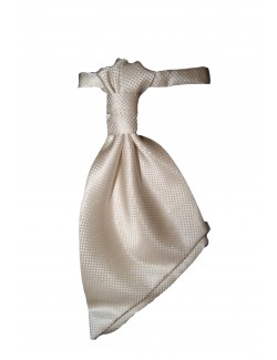 Francia nyakkendő-Ekrü