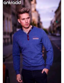ANT Premium pulóver-Kék